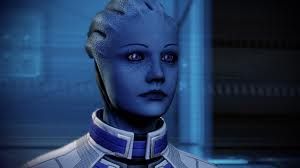 For comparison purposes, from Mass Effect.