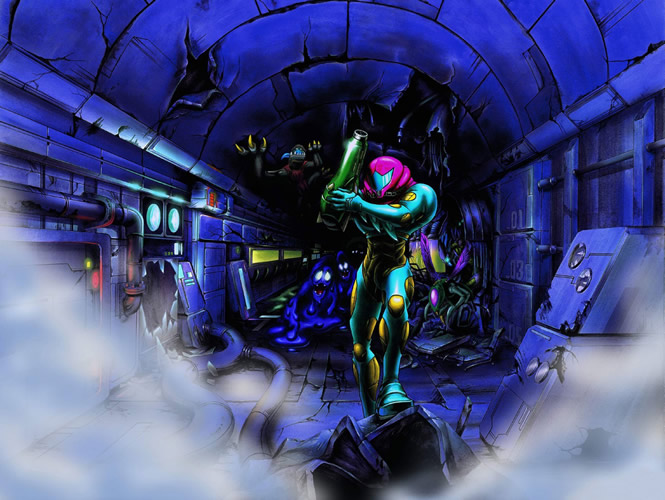 The Space Pirates Have Been Wiped Out And Their Leader Annihilated Last Metroid Is Dead Its Life Given To Save Surrogate Mother Samus